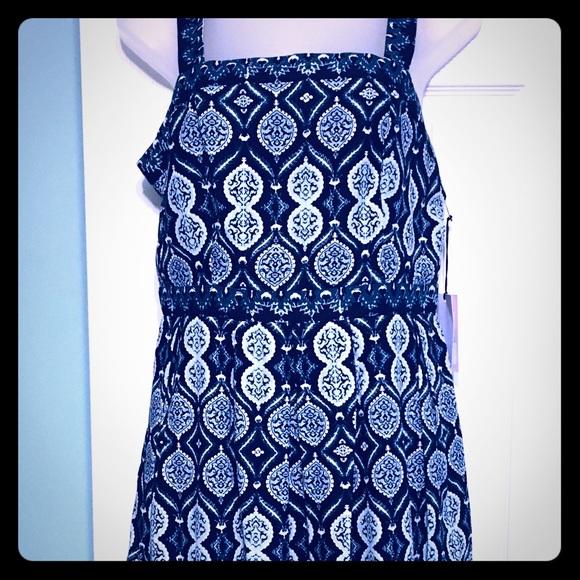 Ivanka Trump Dresses & Skirts - IVANKA TRUMP lined summer dress Sz 8